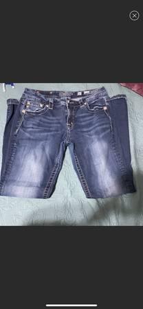 Photo Miss me jeans - $20 (Corpus Christi)