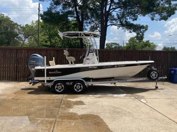 Photo Nauticstar 215 shadow bay - $44 (Houston)