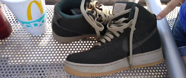 Photo New Airforce 1 Nikes - $60 (Flour bluff)