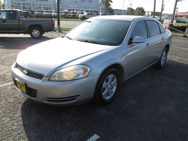 Photo POPULAR CHEVY - 2008 Chevrolet Impala LT 4dr auto - $5995 (Cars Under $4,000 LLC Corpus Christi)