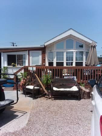 Photo Park model mobile home - $46,000 (Port Aransas)