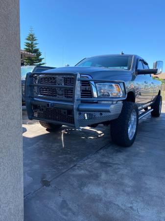 Photo Ram 2500 ranch hand legend bumper - $1,000