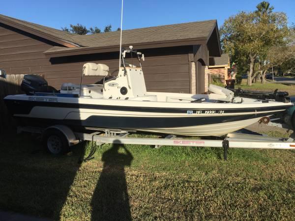 Photo Skeeter Bay Boat - $16,500 (Kingsville)