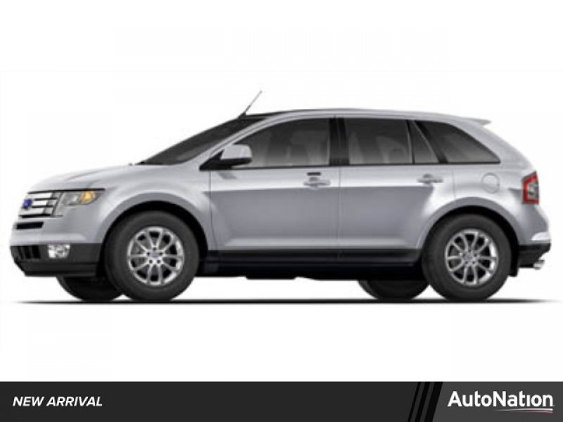 Photo Used 2007 Ford Edge 2WD SEL Plus for sale