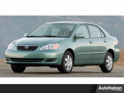 Photo Used 2007 Toyota Corolla S for sale