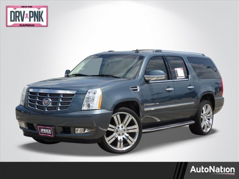 Photo Used 2008 Cadillac Escalade ESV AWD for sale