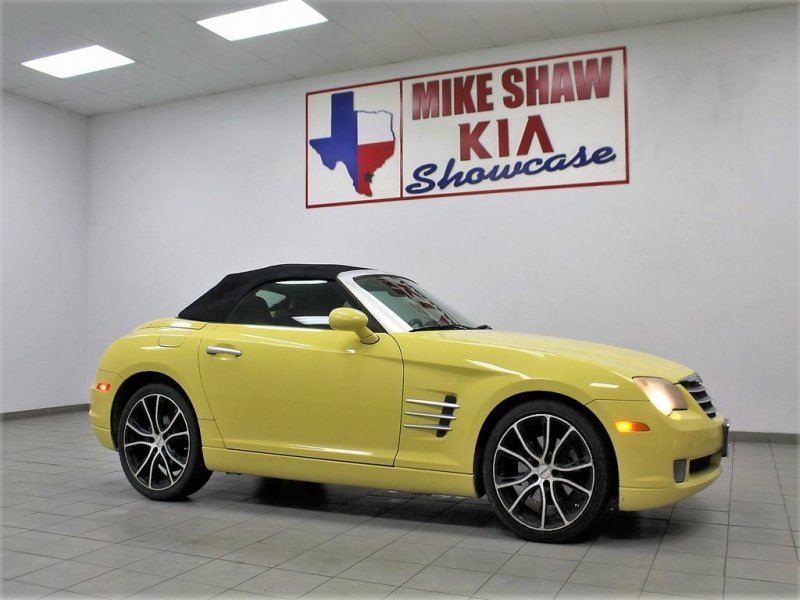 Photo Used 2008 Chrysler Crossfire Limited for sale