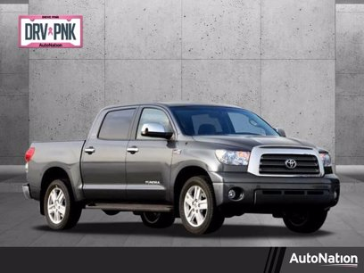 Photo Used 2008 Toyota Tundra 2WD CrewMax for sale