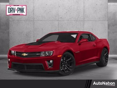 Photo Used 2013 Chevrolet Camaro ZL1 Coupe for sale