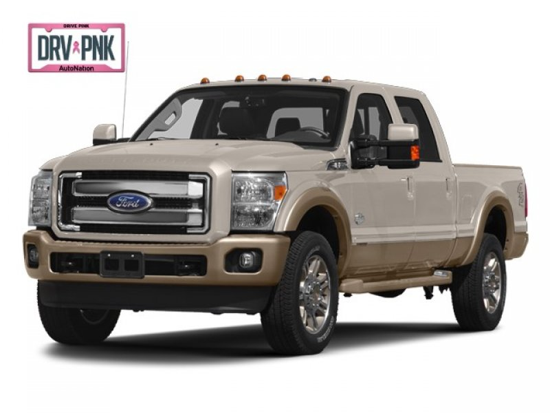 Photo Used 2013 Ford F250 Crew Cab King Ranch for sale