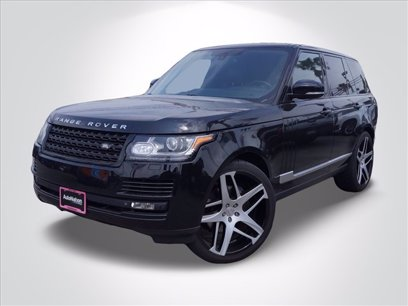 Photo Used 2013 Land Rover Range Rover Supercharged for sale