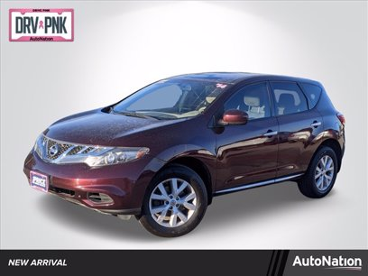 Photo Used 2014 Nissan Murano S for sale