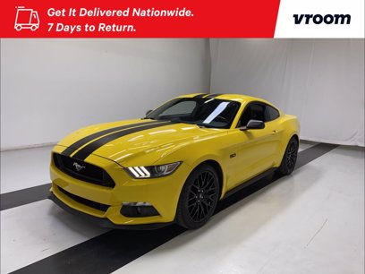 Photo Used 2015 Ford Mustang GT for sale