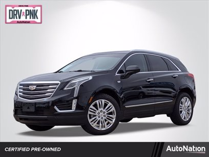 Photo Used 2017 Cadillac XT5 FWD Premium Luxury for sale