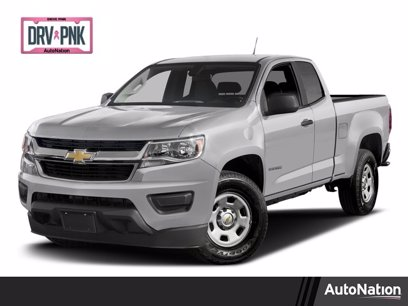 Photo Used 2017 Chevrolet Colorado 2WD Extended Cab WT for sale