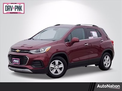 Photo Used 2017 Chevrolet Trax FWD LT w 1LT for sale