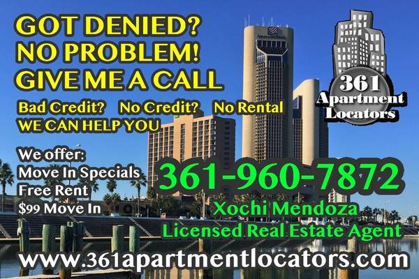 Photo We work with 2nd chance apartments Call us today