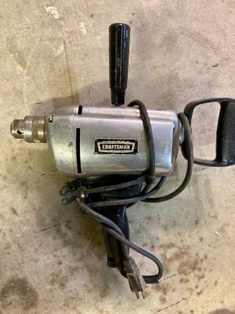 Photo 12 Craftsman Drill - $15 (Albany)