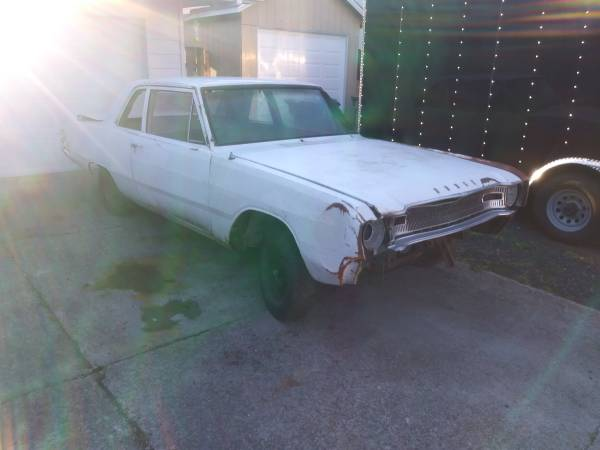 Photo 1967 Dodge Dart Post - $700