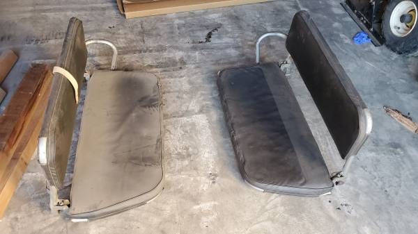 Photo 1970 FJ40 Rear seats - $500 (Corvallis)