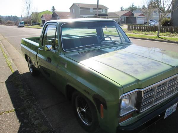 Photo 1976 Chevrolet C10 - $15000 (LEBANON)