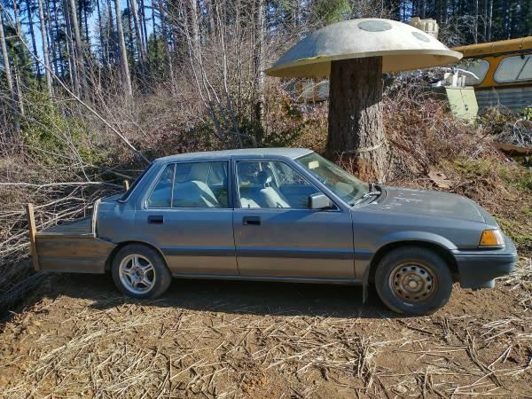 Photo 1986 Honda Civic parts - $1 (Blodgett)