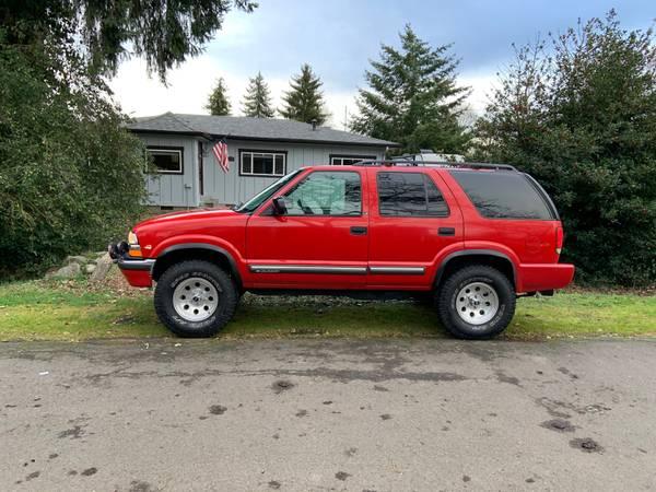 Photo 2000 Chevy Blazer - $3950 (Brownsville)