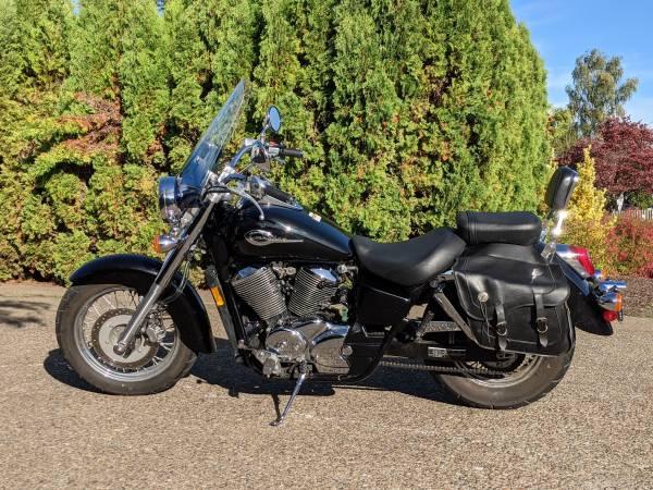 Photo 2003 Honda Shadow 750 A.C.E. Deluxe - $3,000 (Dallas,OR)