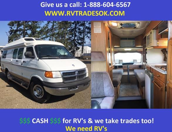 Photo 2003 Roadtrek - Also Pleasure way, Chinook, Born Free - $34,995 (Nation Wide Delivery)