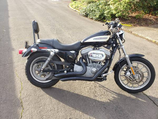 Photo 2004 Harley Davidson XL 1200 sportster - $3,500 (Vancouver)