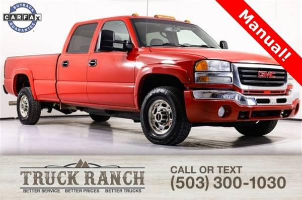 Photo 2006 GMC Sierra 2500HD SLE1 - $26,995 (_GMC_ _Sierra 2500HD_ _Truck_)