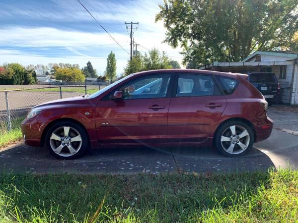 Photo 2006 Mazda 3 Hatchback - $1,400 (Albany)