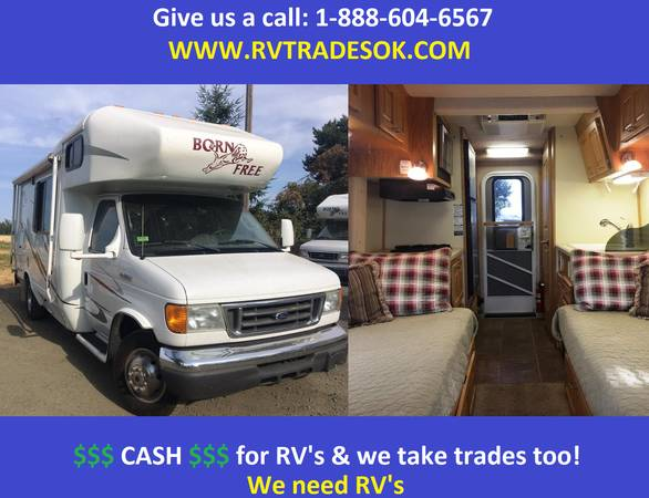 Photo 2007 Born Free - Also Jayco, Chinook, Itasca - $49,995 (Nation Wide Delivery)
