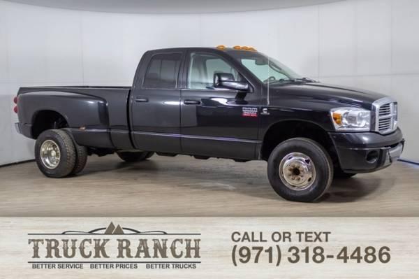 Photo 2008 Dodge Ram 3500 Laramie - $29393 (_Dodge_ _Ram 3500_ _Truck_)