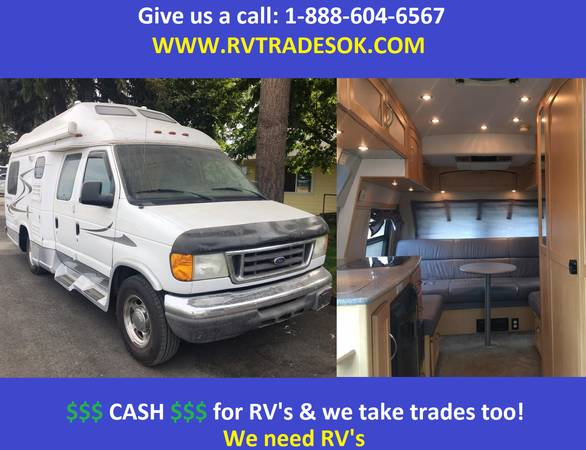 Photo 2008 Pleasure Way - Also Roadtrek, Great West, Chinook - $59,995 (Nation Wide Delivery)