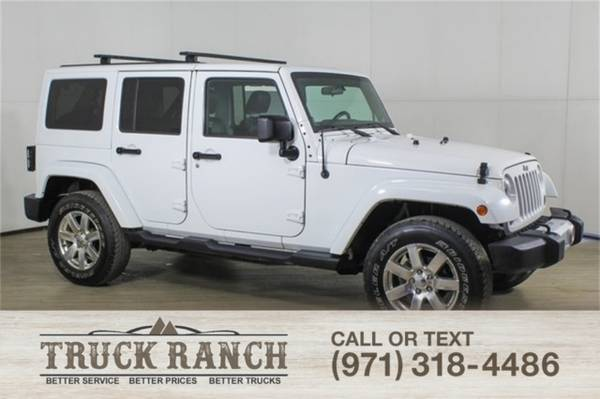 Photo 2012 Jeep Wrangler Unlimited Unlimited Sahara - $22495 (_Jeep_ _Wrangler Unlimited_ _SUV_)
