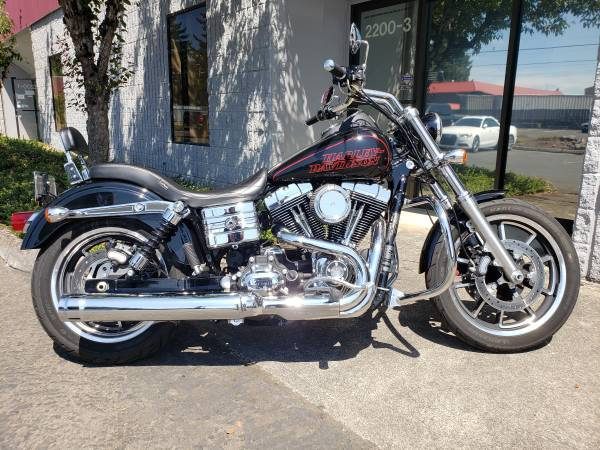 Photo 2016 HARLEY DYNA LOW RIDER FXDL quotFLAWLESS ONLY 5050 MILEquot - $12,999 (PDX  OMG MOTORSPORTS  YES WE BUY BIKES)