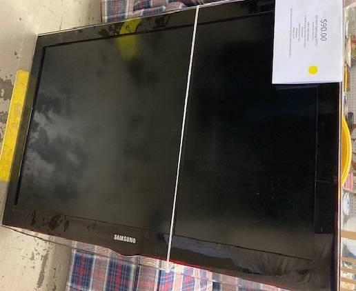 Photo 40quot Samsung HDTV -brilliant color - $90 (Corvallis)
