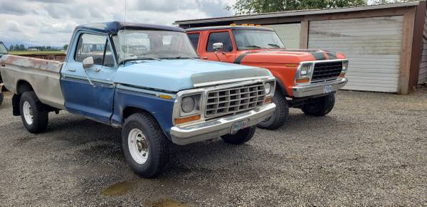 Photo 73 to 79 ford truck parts BUY SELL TRADE