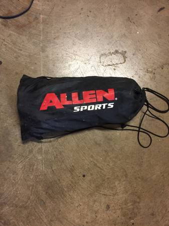Photo Allen Sports 2 Bike rack - $20 (Corvallis)