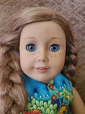 Photo American Girl Doll Nicki Doll of the Year 2007 - $80 (Sweet Home)