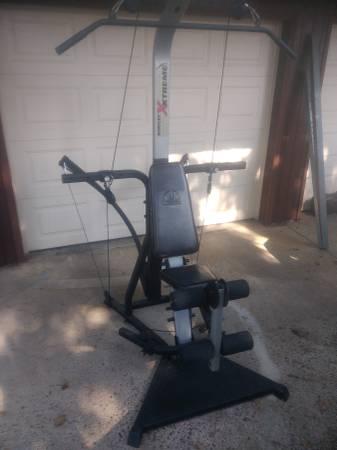 Photo Bowflex xtreme excercize machine - $475 (Albany)