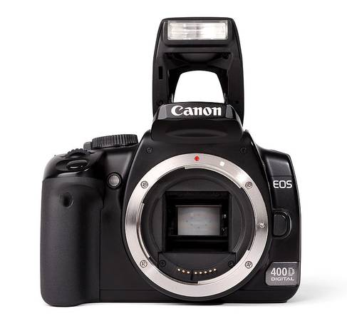 Photo Canon Digital Rebel XTi EOS 400D with 18mm-55mm  75mm-300mm - $170 (Corvallis)