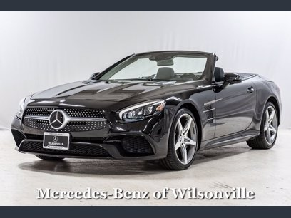 Photo Certified 2017 Mercedes-Benz SL 550  for sale