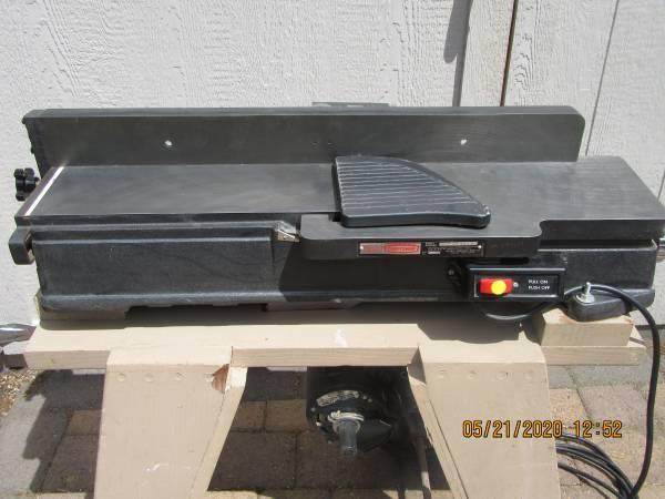 Photo Craftsman jointer-planer 113 - $190 (CORVALLIS)