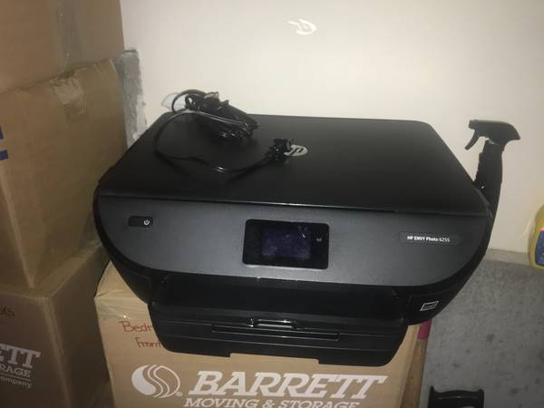 Photo HP Photo all in one printer - new condition - $65 (South Corvallis)