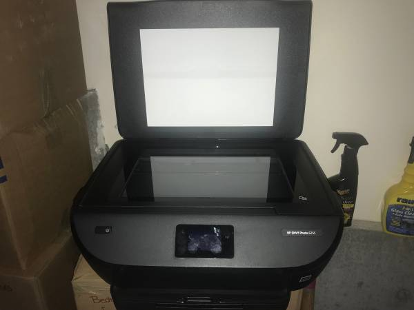 Photo MINT All In One HP Photo Printer Envy Photo 6255 - $65 (South Corvallis)