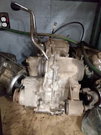 Photo Nissan Hardbody transfer case - $250 (Lebanon)