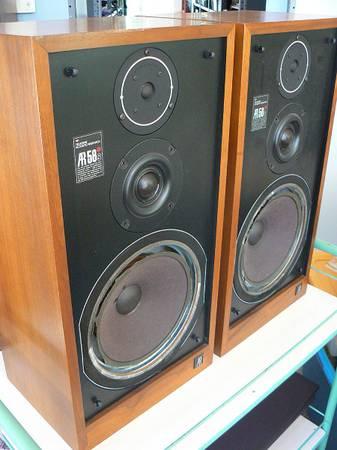 Photo Teledyne - Acoustic Research AR58s Speakers - $685 (N. Corvallis)