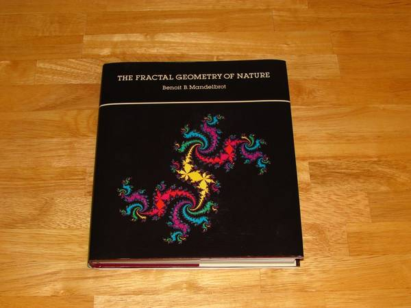 Photo The Fractal Geometry of Nature - $75 (Philomath)
